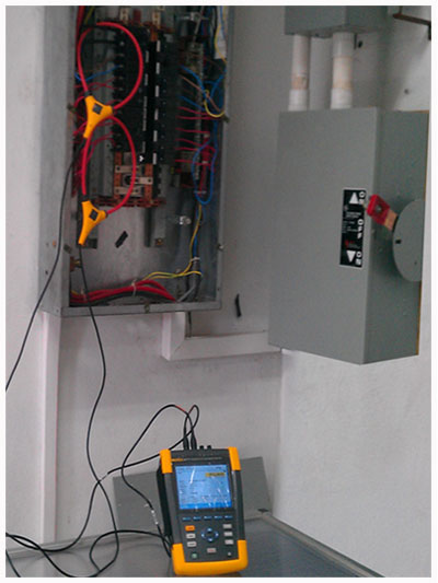 electrical testing equip